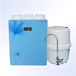 壁挂式净水器YRO602-2(冰蓝)