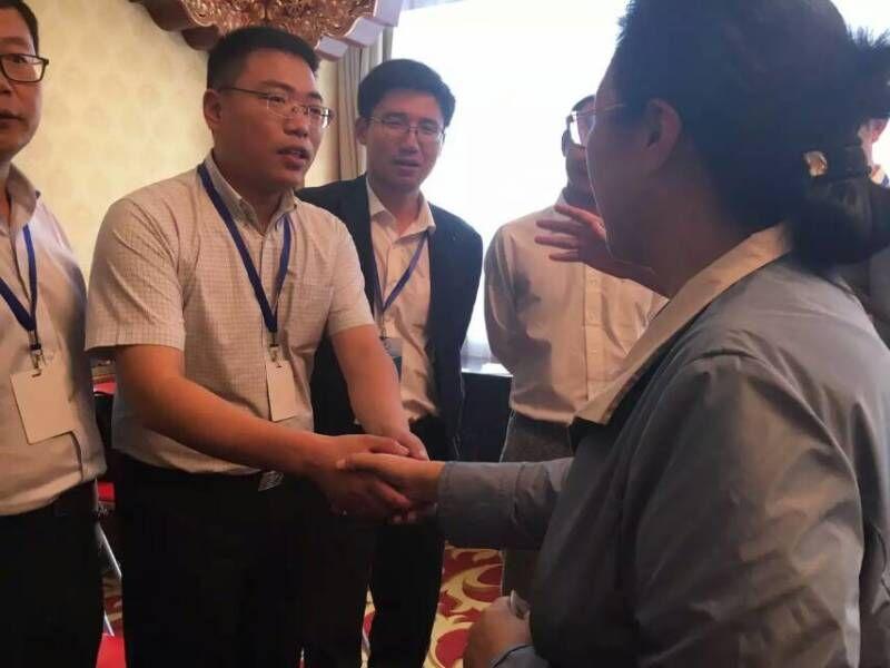 永尚科技董事长于彩成作为团中央青企协会员代表受邀参加西藏青企交流合作会议!