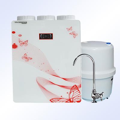 壁挂式净水器YRO601-2 (蝶舞纷飞)