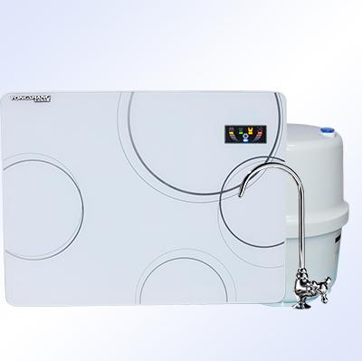 壁挂式净水器YRO503-2(水晶白)